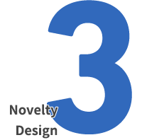 Novelty Design 3